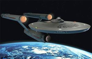 'Any tour of post-war pop culture takes in the basics of Star Trek mythology'