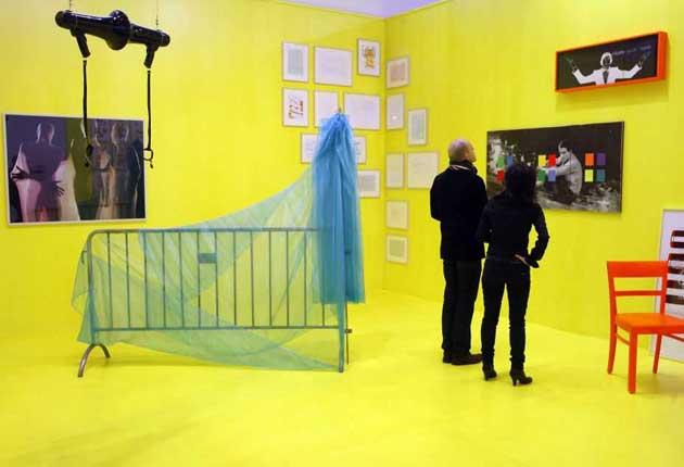 Art of making money: works by young artists could increase in value