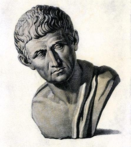 Aristotle believed the sex of a child was linked to the man's ardour at the time of insemination