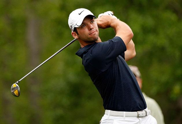 Paul Casey's play-off triumph at the Houston Open was his first victory in the United States