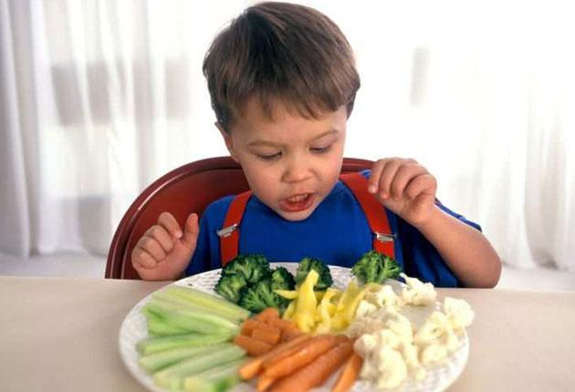 Vitamins found in vegetables may help prevent asthma