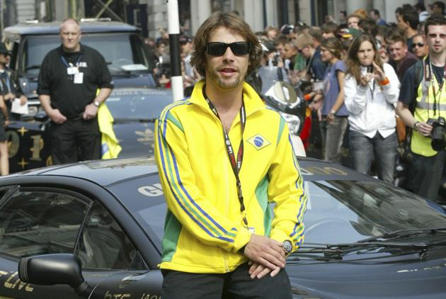 A chef who admitted damaging a Ferrari Enzo supercar belonging to Jamiroquai frontman Jay Kay was jailed for 20 weeks today.