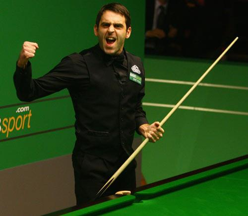 Ronnie O'Sullivan wants to be remembered as a showman more than as a prolific winner of trophies