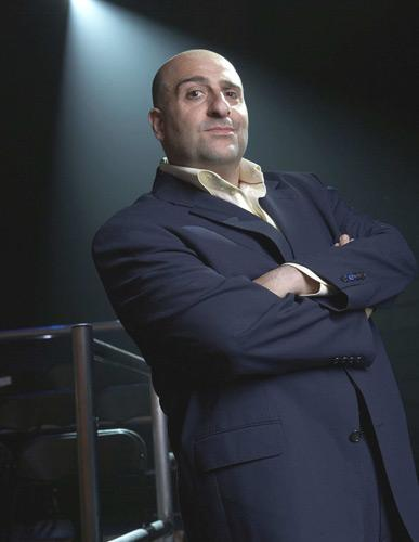 A masterful, eclectic comedian: Omid Djalili