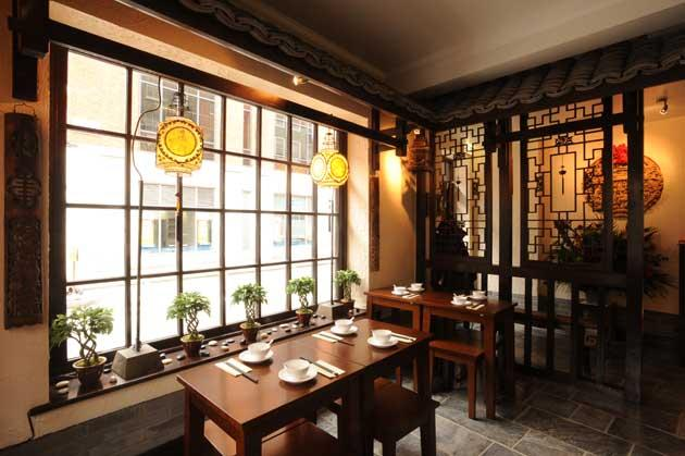 Ba Shan is a mishmash of fake and authentic China, but is not without charm