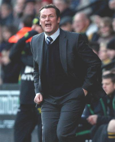 Ipswich's 3-2 victory against Norwich on Sunday was not enough to save Magilton's job