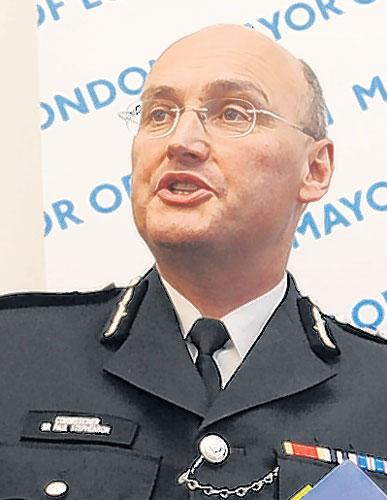 Sir Paul Stephenson: 'Most police officers did a first-class job'