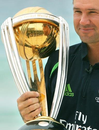 The final of the World Cup will now be held in India