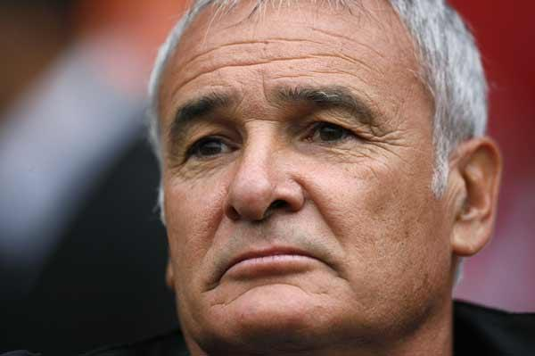 Ranieri's future at Juventus continues to be speculated