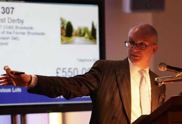 Allsop, the largest residential auctioneer in the UK, announced that it had sold 91 per cent of its catalogue last month