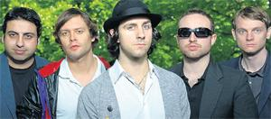 """You have to wonder, however, what the future now holds for Maxïmo Park. When they rose to fame, guitar-wielding boys in the thrall of Eighties post-punk could do no wrong. Today guitar bands are out, the majority now derided by critics as """"landfill indie"""""""