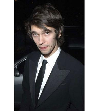 Actor Ben Wishaw arrives for the Pathe and Miramax BAFTA after show party at the Hilton Park Lane Hotel