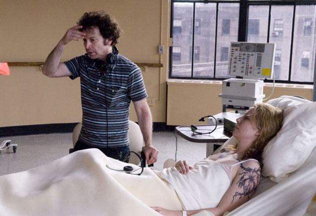 Philip Seymour Hoffman, Michelle Williams and Tom Noonan star in Charlie Kaufman's new film Synecdoche New York