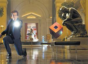 Lights out: Ben Stiller fails to illuminate 'A Night at the Museum 2'