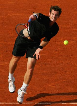Andy Murray hit 55 winners to dispatch Juan Ignacio Chela in an hour and 43 minutes