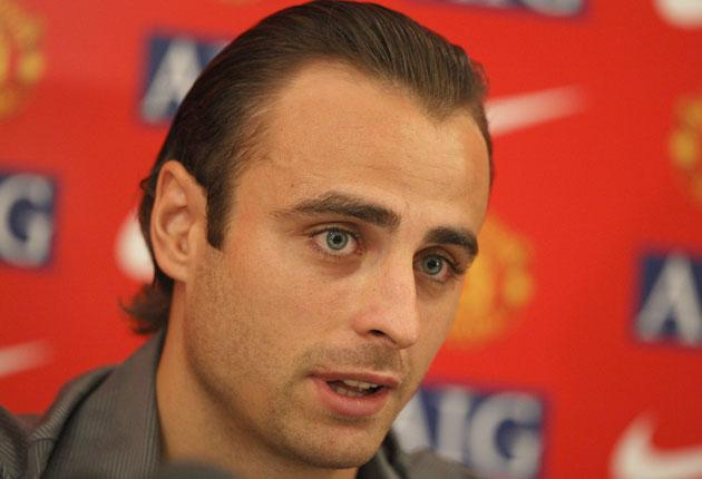 Berbatov: 'I didn't score as many goals as I wanted but in the end I made the most assists'