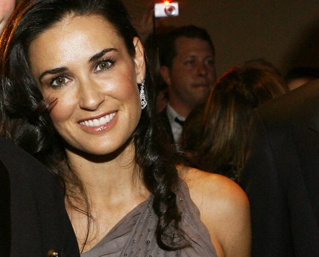 Demi Moore is planning on making an appearance at the final of Britain's Got Talent.