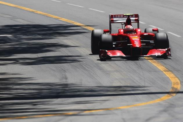 Ferrari showed improvement in Monaco