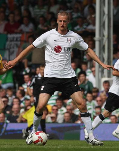 Hangeland helped Fulham to secure a Europa League spot