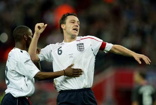 <b>John Terry</b><br/> City enquired after John Terry in January but were rebuffed by the Blues. Mark Hughes is expected to renew his interest with a bid of around £20m for the England captain. Although they may have problems luring the defender who said