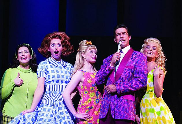Actors appearing in Hairspray at the Shaftesbury Theatre have apparently found rat droppings in their make-up