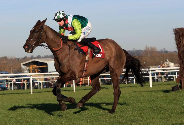 SamThomas, who won the Gold Cup on Denman, has left trainer Paul Nicholls' yard