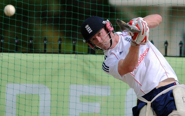 There is more hope than expectation that Paul Collingwood will lead England to World Twenty20 glory