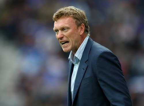 'If it is going to keep being money, money, money, something is going to go wrong in the future,' said Moyes