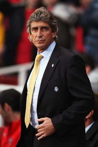 Pellegrini replaces Juande Ramos