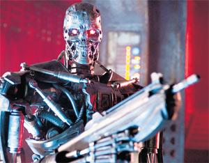 Firing blanks: the fourth instalment in the Terminator franchise is abrasively loud and humourless