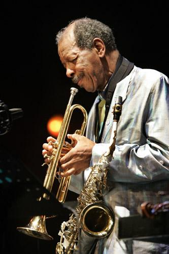 Causing controversy: Ornette Coleman is reviled and adored in equal measure