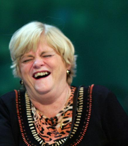 Ann Widdecombe has the charisma and personality to make an impact with the public as Speaker