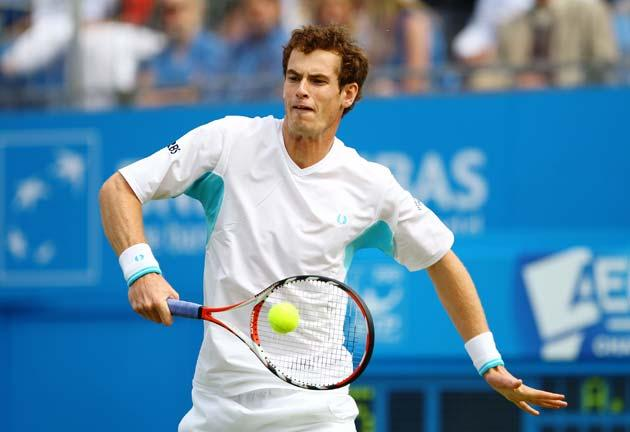 Murray continues to look in good form ahead of Wimbledon