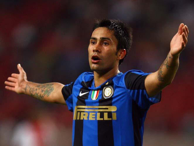 <b>Luis Jimenez</b><br/> It was reported earlier this week that West Ham have opened talks with Inter Milan for Luis Jimenez. Valued at £3.5m, the attacking midfielder would come in just about on budget for the Hammers. The Chile international has been a