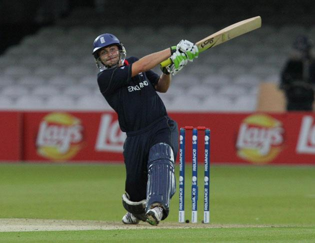 England are desperate for Luke Wright (above) and Ravi Bopara to get them off to a flier. If that happens, then anything is possible
