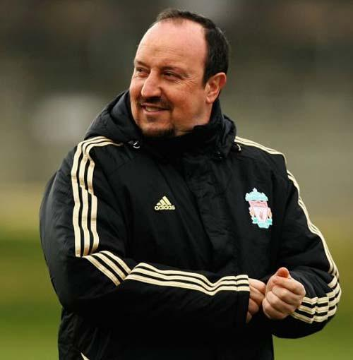 """""""The squad is better, the mentality is very good and the players are competing for their positions,"""" said Benitez"""