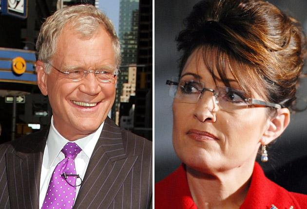 Letterman has apologised for a joke he made about Sarah Palin's daughter. Letterman admitted, 'It was a coarse joke, a bad joke'