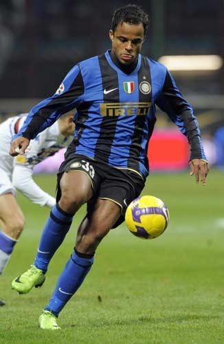 Mancini arrived at Inter in a £15m deal last year