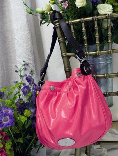 The Mulberry Mitzy bags have struck a chord with customers, says the company's chief executive