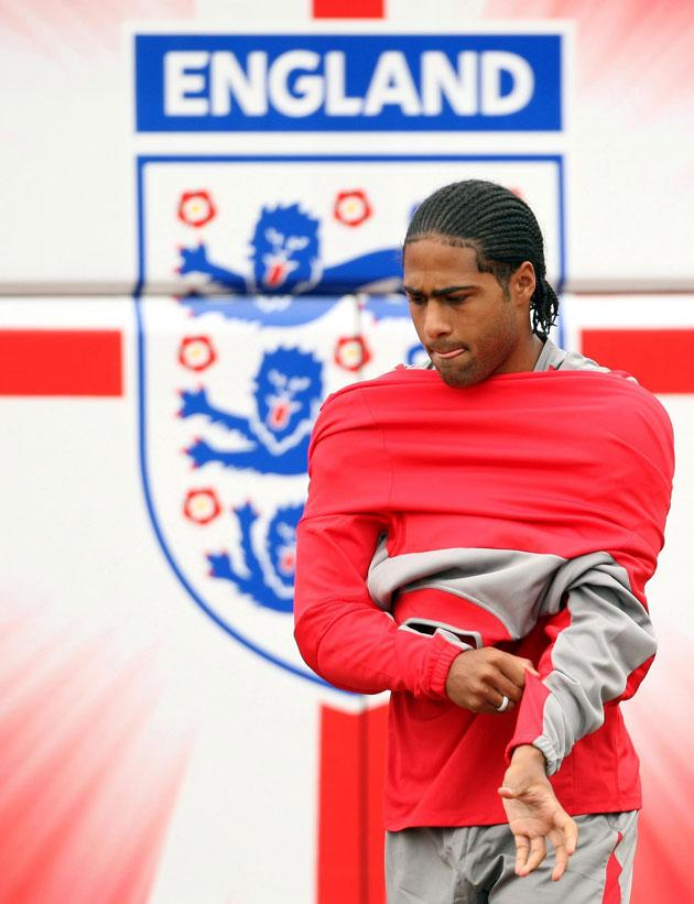 Portsmouth's Glen Johnson has been linked with both Liverpool and Chelsea
