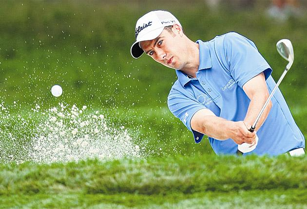 'Hopefully, there is more to come,' said Ross Fisher after his US Open finish