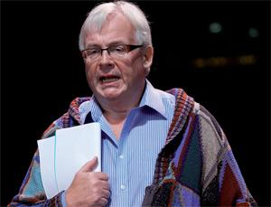 Oh yes it is: Christopher Biggins appeared as a pantomine director in 'Psychoville'.