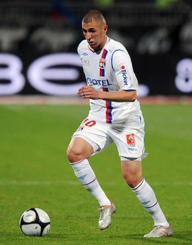 Benzema scored 23 goals last season
