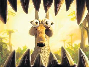 The makers of the Ice Age franchise clearly don't believe in messing with a successful formula.