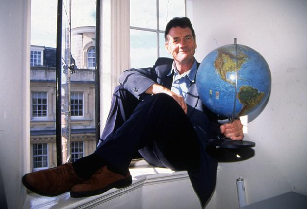 Monty Python's Michael Palin will guest present Radio 4's 'Today' programme this winter