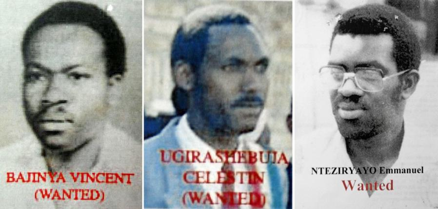 Vincent Bajinya, who is also known as Doctor Vincent Brown, Celestin Ugirashebuja and Emmanuel Nteziryayo were arrested in Britain 28 December 2006 after being accused of involvement in the 1994 Rwandan genocide