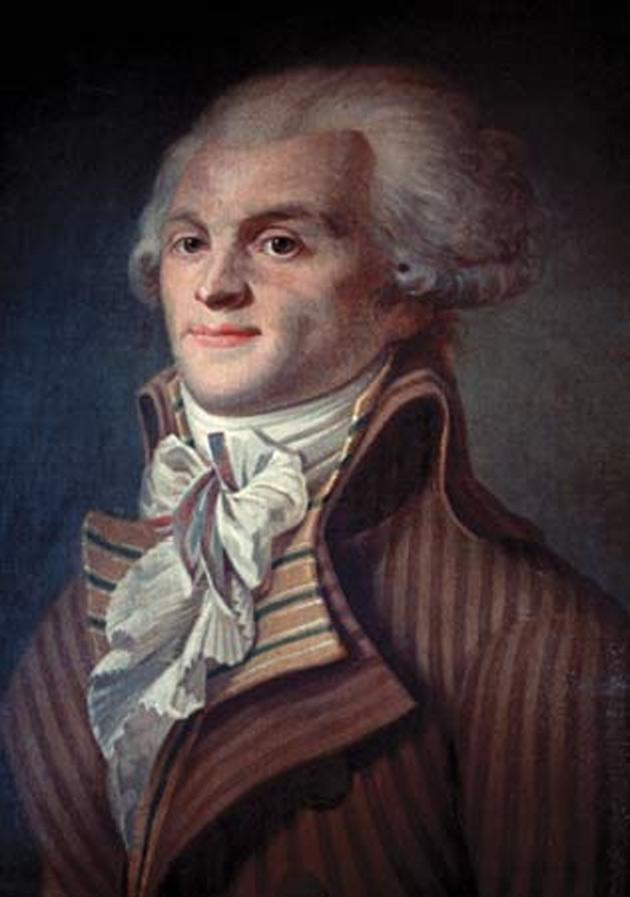 It wasn't a good sign when Robespierre and his colleagues formed the Committee of Public Safety in 1793, with revolutionary France besieged on all sides by imperial arms bent on the punishment of regicide.