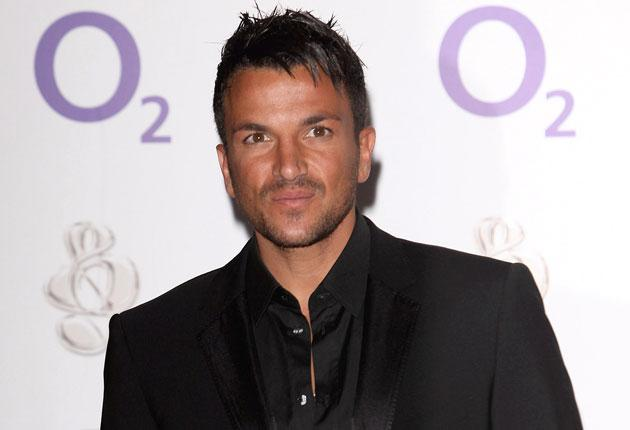 Peter Andre wants to restart his singing career