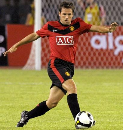 Michael Owen has averaged a goal a game during United's tour in Asia