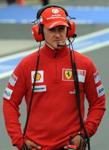 It is unlikely he will return say Schumacher's advisors